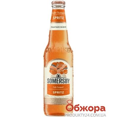 Напій Сидр Spritz скло Somersby 0,33 л – ІМ «Обжора»