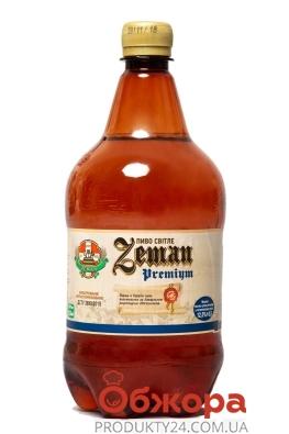 Пиво Премiум Zeman 1 л – ІМ «Обжора»
