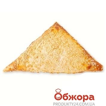 Заморожений трикутник з куркою  в соусi Бешамель 100 г – ІМ «Обжора»