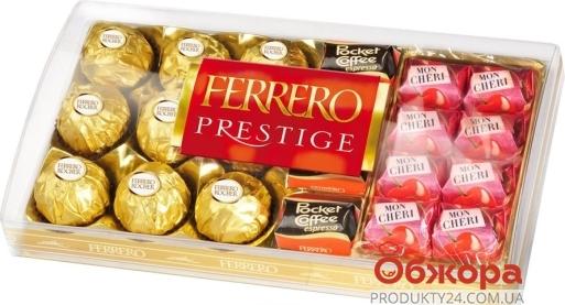 Цукерки Prestige Ferrero 254 г – ІМ «Обжора»