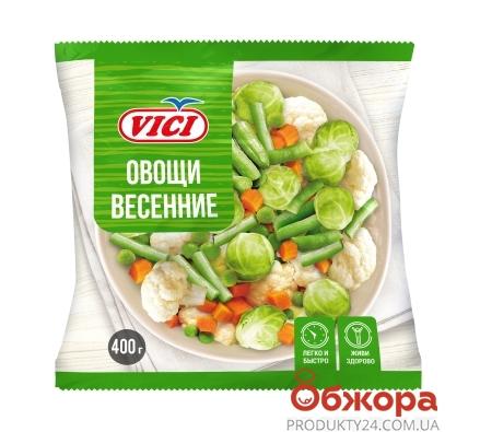 Заморожені овочі Весняні Vici 400 г – ІМ «Обжора»
