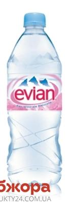Вода Эвьён 1.0 л б/г – ИМ «Обжора»
