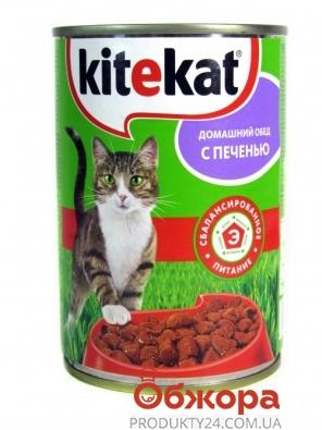 Корм Китикет с печенью/уткой 410 г – ИМ «Обжора»