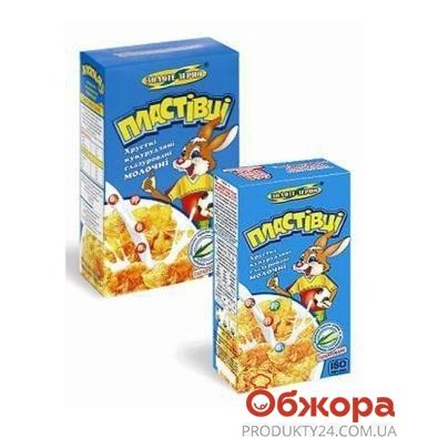 Хлопья Золотое Зерно кукурузные молочные 80 г – ИМ «Обжора»