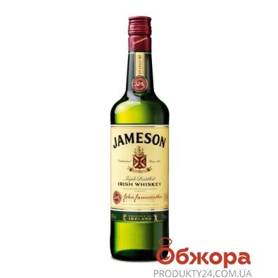 Виски Джеймсон (Jameson) 1 л – ИМ «Обжора»