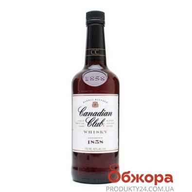 Віскі Canadian Club 1 л – ІМ «Обжора»