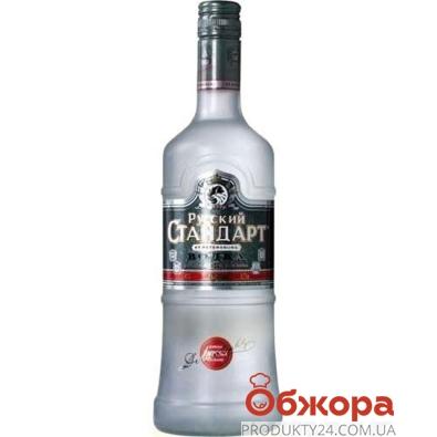 Водка Русский стандарт 0.5 л. – ИМ «Обжора»