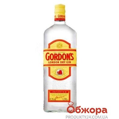 Джин Гордонс (Gordon's) 1 л. – ИМ «Обжора»