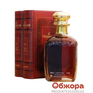 Коньяк Хеннесси (Hennessy) Библиотека 0.7л 40% – ИМ «Обжора»