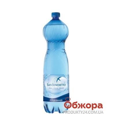 Вода Сан-Бенедетто (San Benedetto) 1.5 л. газированная – ИМ «Обжора»