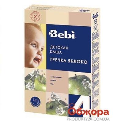 Каша Беби (Bebi) Kolinska Гречка-яблоко 250 г – ИМ «Обжора»