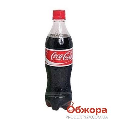Вода Кока-кола (Coca-Cola) 0.5 л – ИМ «Обжора»