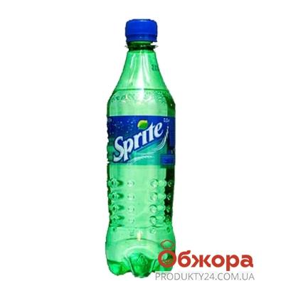 Вода Спрайт (Sprite) 0.5 л – ИМ «Обжора»
