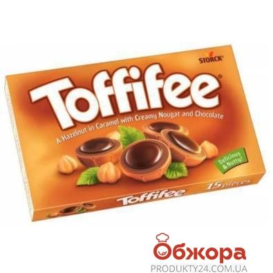 Конфеты Тоффи (Toffifee) 125 г – ИМ «Обжора»