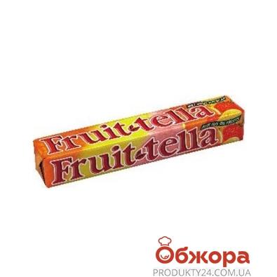 Жевательный мармелад Фрутелла (Fruittella) ассорти 42.5 г – ИМ «Обжора»