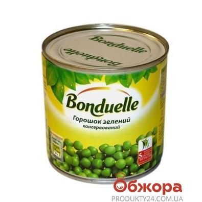 Горошек Бондюэль (Bonduelle) 400 г – ИМ «Обжора»