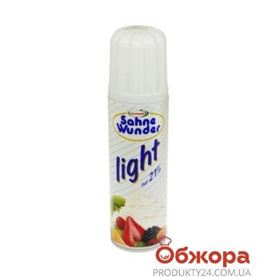 Сливки Хочуалд (Hochwald) licoland легкие 21% аэрозоль 250мл – ИМ «Обжора»