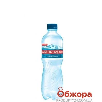 Вода Миргородская 0.5 л. – ИМ «Обжора»