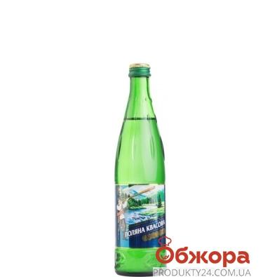 Вода УМВ Поляна Квасова 0.5л стекло – ИМ «Обжора»