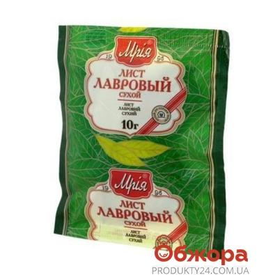 Лавровый лист Мрия 10 г – ИМ «Обжора»