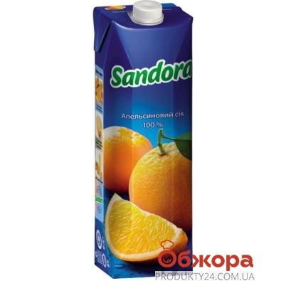 Сок Сандора (Sandora) апельсин 1 л – ИМ «Обжора»