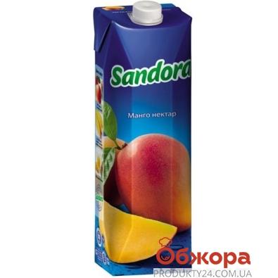 Сок Сандора (Sandora) манго 1 л – ИМ «Обжора»