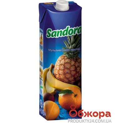 Сок Сандора (Sandora) мультивитамин 1 л – ИМ «Обжора»