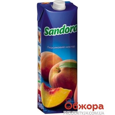 Сок Сандора (Sandora) персик 1 л – ИМ «Обжора»