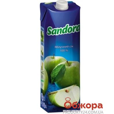 Сок Сандора (Sandora) зеленое яблоко 1 л – ИМ «Обжора»
