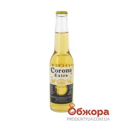 Пиво Корона 0.33 л – ИМ «Обжора»