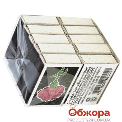 Спички Бабаевский XT Роза/Гвоздика (Россия) – ИМ «Обжора»
