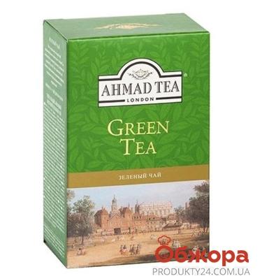 Чай Ахмад (Ahmad) Зеленый 100 г – ИМ «Обжора»