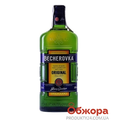 Настойка Бехеровка (Becherovka) 0.5 л. – ИМ «Обжора»