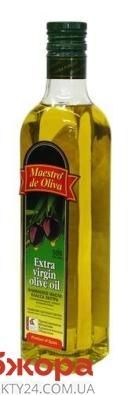 Оливковое масло Маэстро де олива (Maestro de Oliva) экстра виржен 0,5 л – ИМ «Обжора»