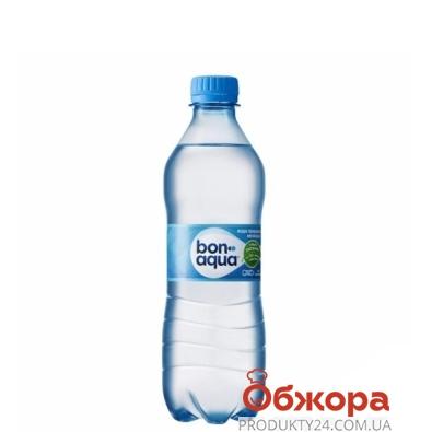 Вода Бонаква (BONAQUA) 0.5 л. негазированная – ИМ «Обжора»