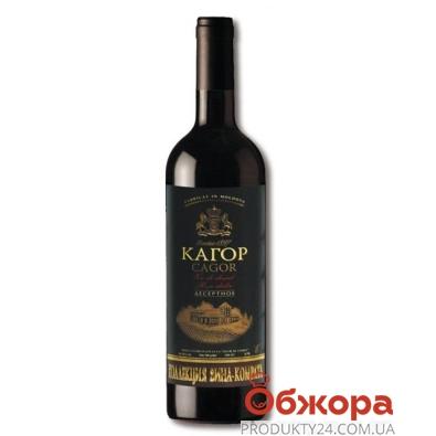 Вино Комрат (Comrat) ординарное Кагор десертное 0,75 л – ИМ «Обжора»