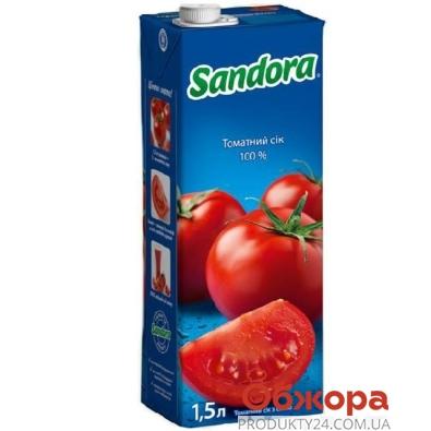 Сок Сандора (Sandora) томат 1,5 л – ИМ «Обжора»