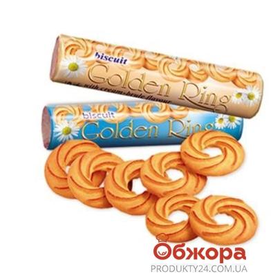 Печенье ЖЛ Золотое кольцо 200 г – ИМ «Обжора»