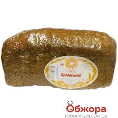Хлеб Орловский нарезной Золотое зерно Украины 300 г – ИМ «Обжора»
