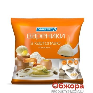 Вареники Геркулес с картофелем 400 г – ИМ «Обжора»