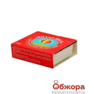 Сыр плавленый Высь Янтарь 60% 175 г – ИМ «Обжора»