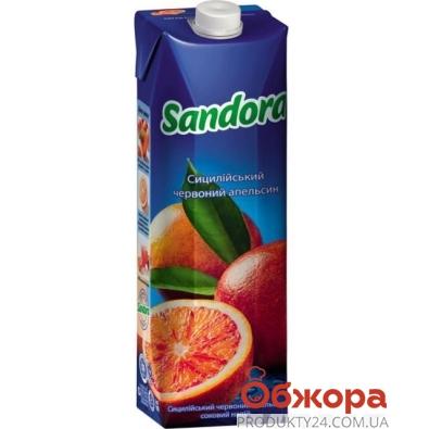 Сок Сандора (Sandora) сицилийский апельсин 1 л – ИМ «Обжора»