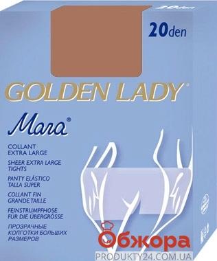 Колготки Голден Леди (GOLDEN LADY) mare 20 daino EXL – ИМ «Обжора»