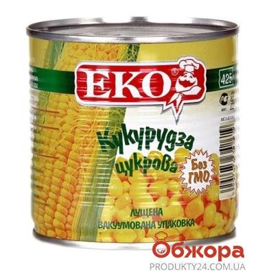 Кукуруза Эко 340г – ИМ «Обжора»