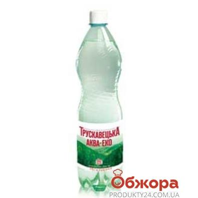 Вода Трускавецкая аква эко 1.5 л. негазированная – ИМ «Обжора»