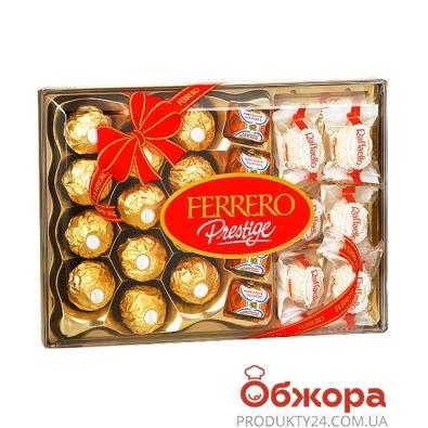 Конфеты Ферреро (Ferrero) Престиж Т39 420г – ИМ «Обжора»