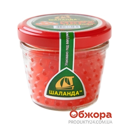 Икра красная Шаланда 90 гр. – ИМ «Обжора»