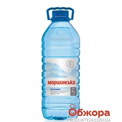 Вода Моршинская 3 л. негазированная – ИМ «Обжора»