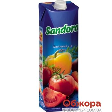 Сік Сандора 0,95л овочевий – ІМ «Обжора»