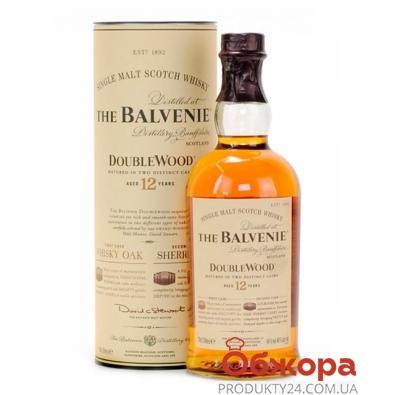 Виски Балвени (TheBalvenie) 0.7л 12 лет – ИМ «Обжора»